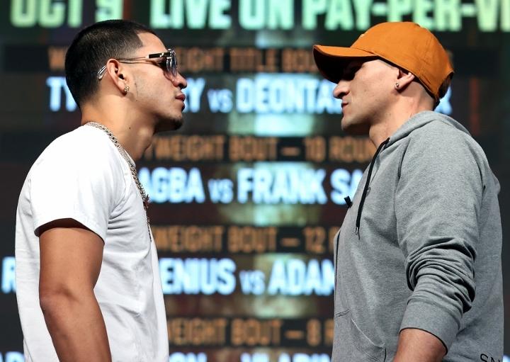 Edgar Berlanga prometió volver al camino del nocaut y poner fuera de combate antes del límite al boxeador argentino Marcelo Esteban Coceres.