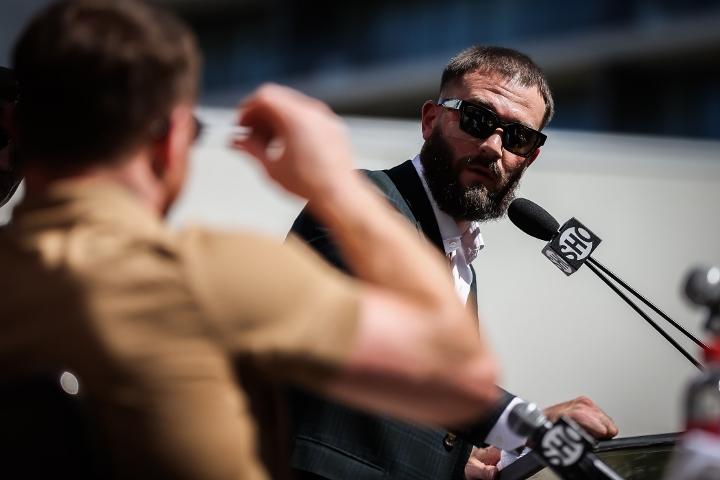 Caleb Plant recordó que el Canelo le dijo el mismo insulto por el cual se quejó, a Demetrius Andrade.