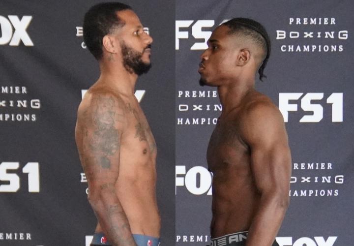 Photos: Anthony Dirrell, Kyrone Davis - Set For WBC Eliminator - Boxing News