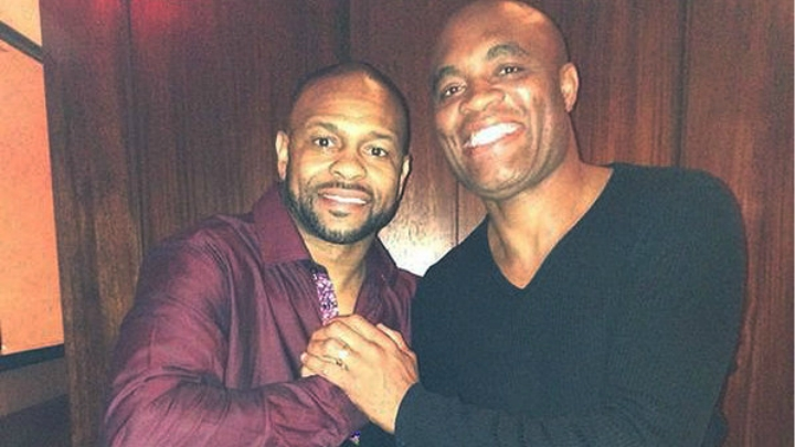 Boxing news: Anderson Silva spoke about the fight with Roy Jones Jr.
