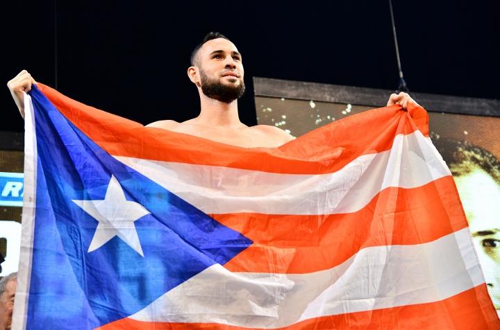 'Sniper' Pedraza asegura que una victoria sobre Julián Rodríguez lo acercaría a una nueva oportunidad titular, esta vez en las 140 libras.