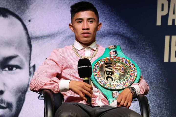 'Rey' Martínez quiere a McWilliams Arroyo en el otoño y luego subir a las 115 libras.