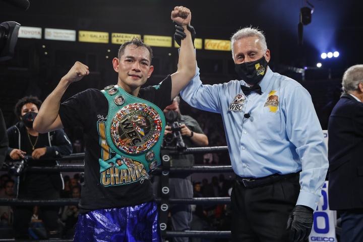 Donaire enfrentaría a su compatriota John Riel Casimero en una pelea unificatoria de títulos el próximo 14 de agosto, supliendo a Guillermo Rigondeaux.