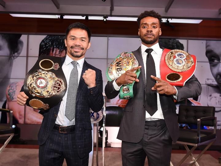 Mike Tyson no descarta a Manny 'Pacman' Pacquiao para llevarse una victoria y los títulos de Errol Spence Jr. el próximo 21 de agosto desde Las Vegas.