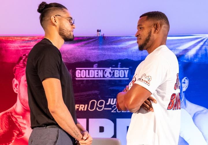 'Zurdo' Ramírez hará su debut con la promotora Golden Boy Promotions enfrentando a Sullivan Barrera este viernes desde Los Ángeles, California.