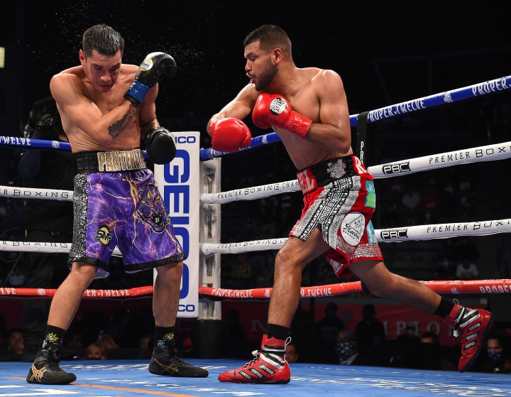 Abel Ramos: Figueroa Had an Awkward Defense, Hard To Catch Him at First -  Boxing News